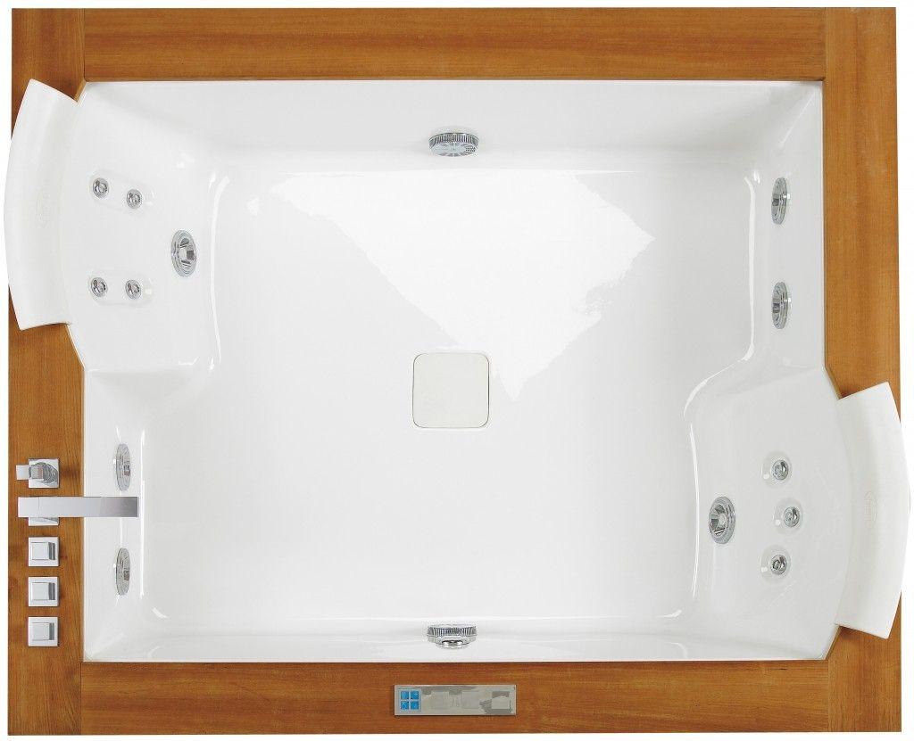 Fuzion™ 7260 Bath | Jacuzzi Baths | Houses | Pinterest | Jacuzzi ...