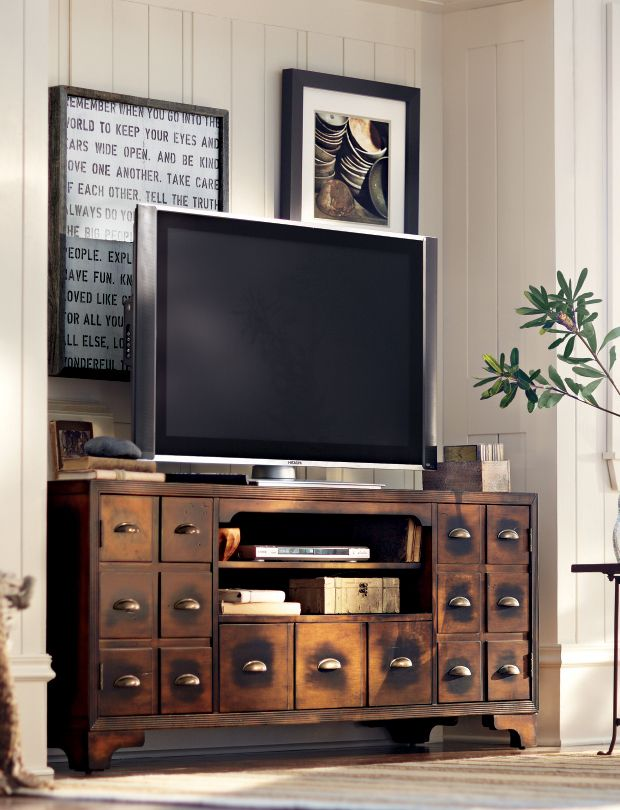 Wonderful Allman TV Cabinet From Home Decorators Collection Beautiful