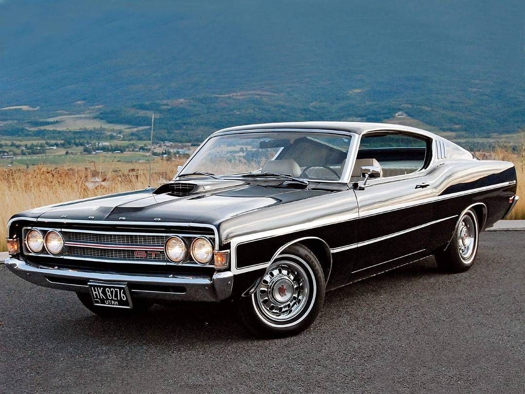 1969 Ford Torino Gt From 60s And 70s American Cars On Facebook
