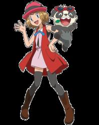 Serena Anime Bulbapedia The Community Driven Pokemon