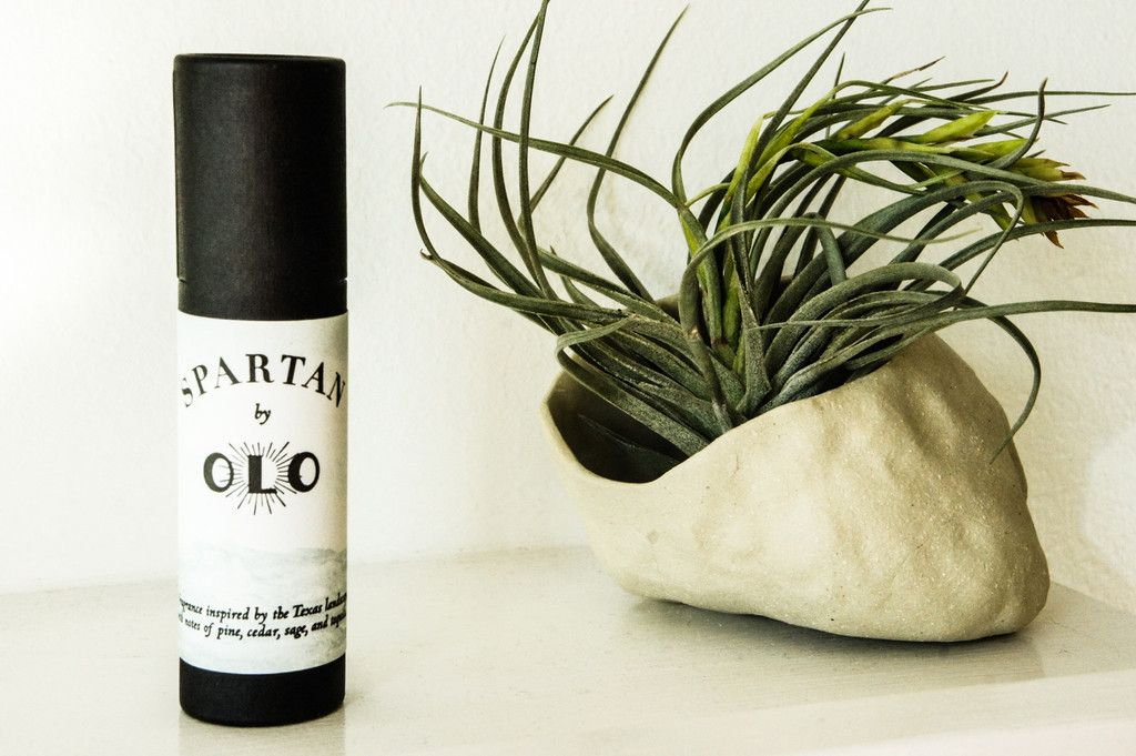 Spartan by Olo (our own fragrance!)