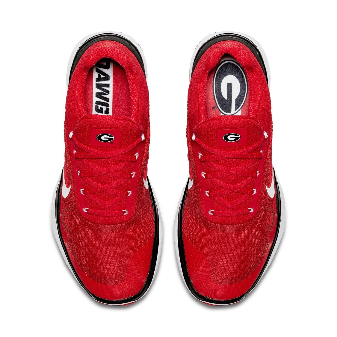 Get Your Pair Of Georgia Bulldogs Nike Free Trainer V7 S The Nike