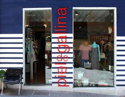 PIEL DE GALLINA- Tienda de ropa urban, diseño y vintage Palma