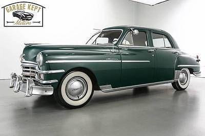 Ebay 1949 Chrysler Other 1949 Chrysler Windsor 4 Door Sedan
