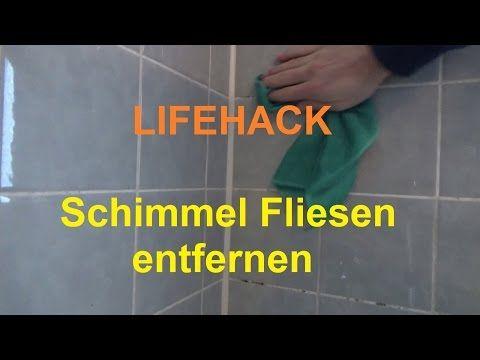 Badezimmer Fliesen Schimmel Beseitigen Bad Schimmel Fliesenfugen - Wie reinige ich fliesen