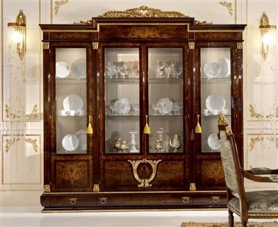 4 Door Glass Cupboard For Dining Room Beautiful Dining Rooms