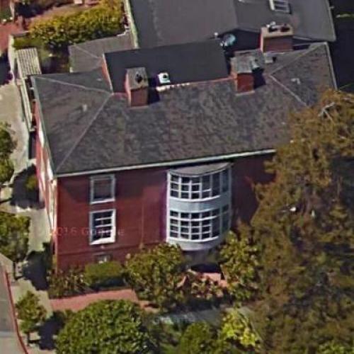 Nancy Pelosi S House In 2020 House Celebrity Houses Backyard
