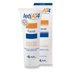 Crema Facial Piel Atopica Leti Cremas Faciales Crema Hidratante Facial Piel