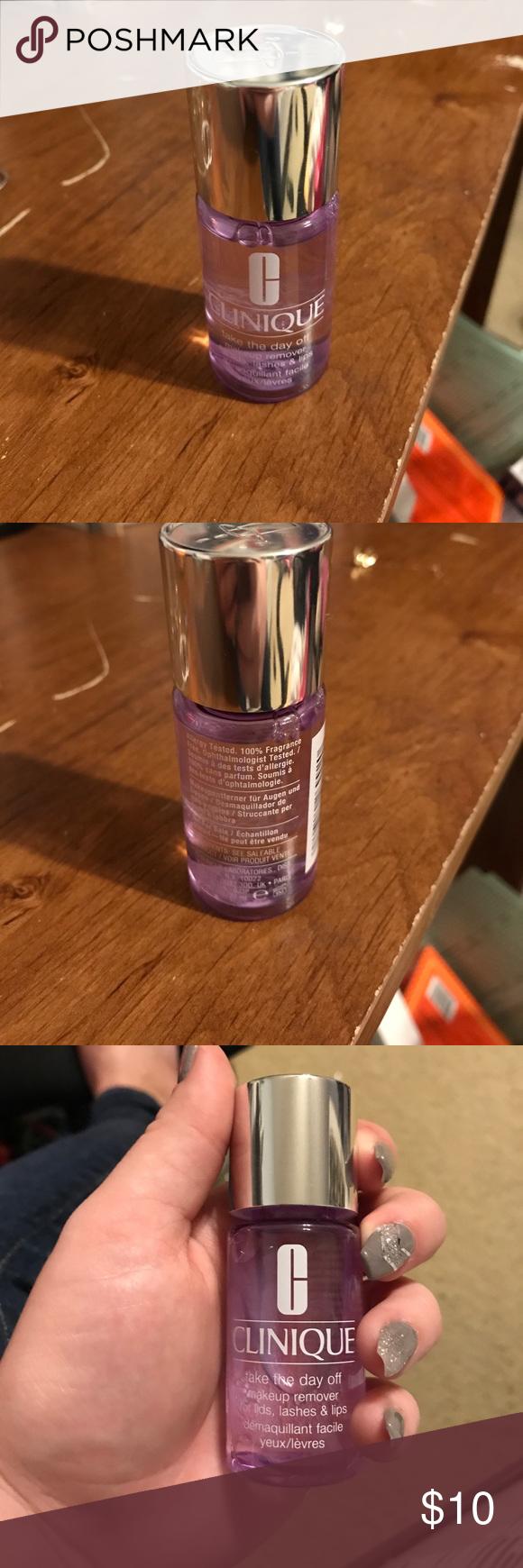 Clinique makeup remover Clinique makeup remover. Brand new