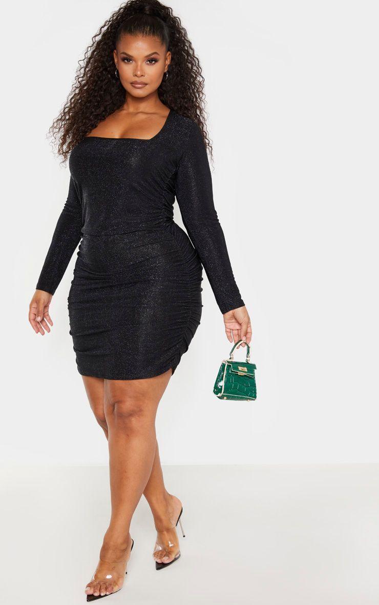 Plus Size Black Long Sleeve Bodycon Dresses Black Bodycon Dress Long Sleeve Bodycon Dress Long Sleeve Bodycon [ 1180 x 740 Pixel ]