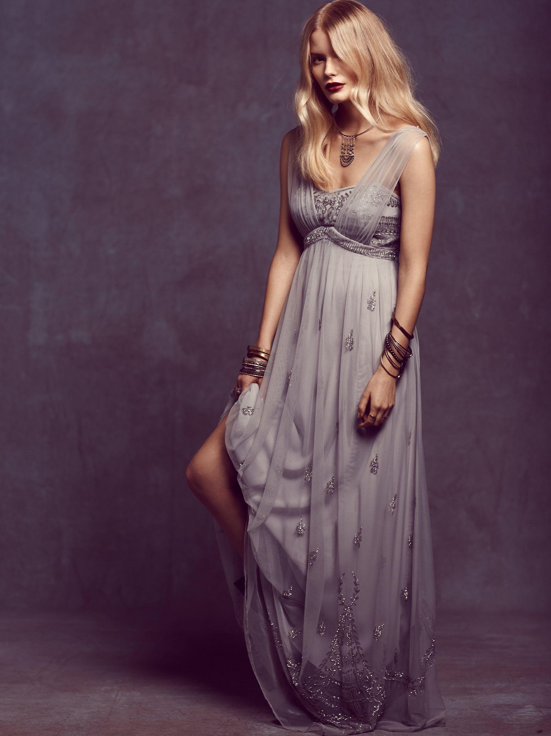 Free People Twilight Dreams Dress, $500.00 | Six Pack | Pinterest ...
