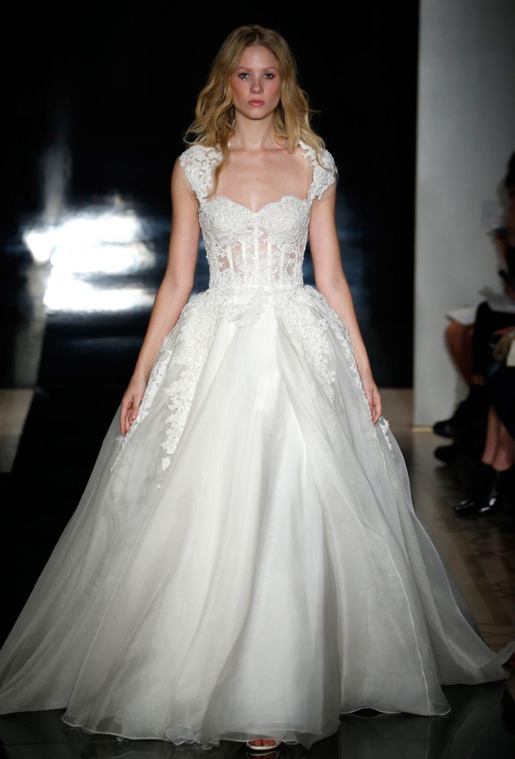 Reem acra bridal spring 2017 reem acra bridal wedding dress and reem acra bridal spring 2017 junglespirit Choice Image