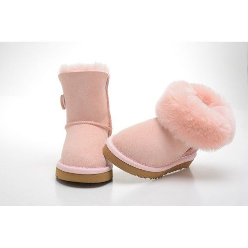 uggs black friday sale pink kids bailey button boots clearance 5991 - uggs sale for kids-f39528.jpg (500×500)