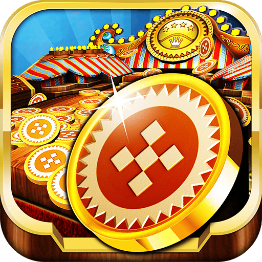 Carnival Coin Pusher Games, Mobile game