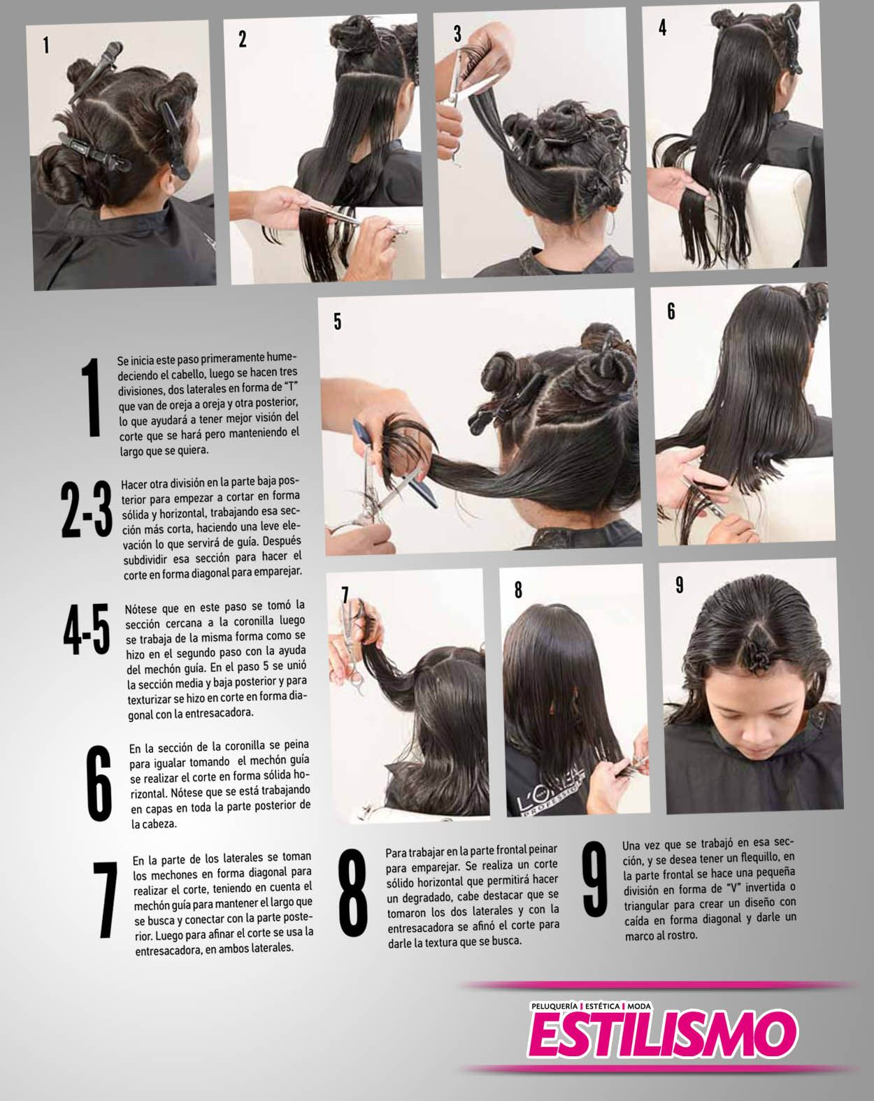 Melena En Capas Hair Color Movie Posters