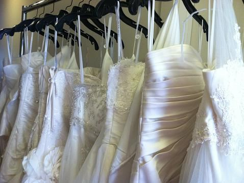 b741e519e6 Brides for a Cause - donate your old wedding gown or shop for a slightly  used one for charity!