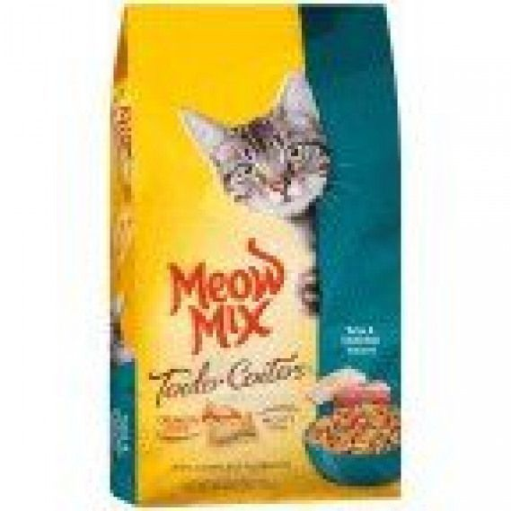 Meow Dry Cat Food Tender Centers Tuna  ... Meow Dry Cat Food Tender Centers Tuna  ...,