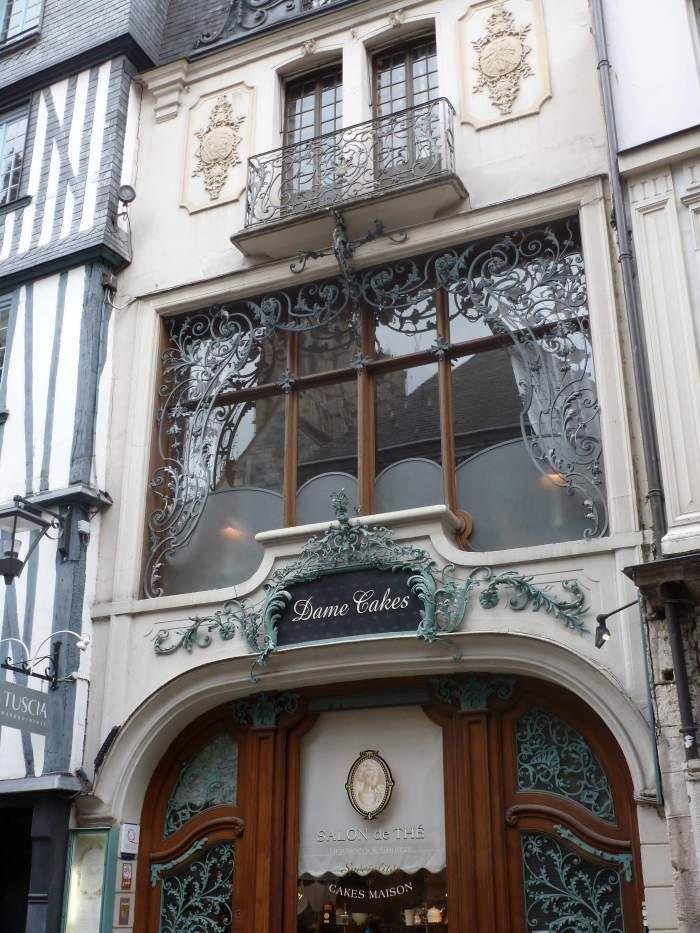 Art Nouveau - Maison Atelier de Ferdinand Marrou ( 1836 - 1917 ...