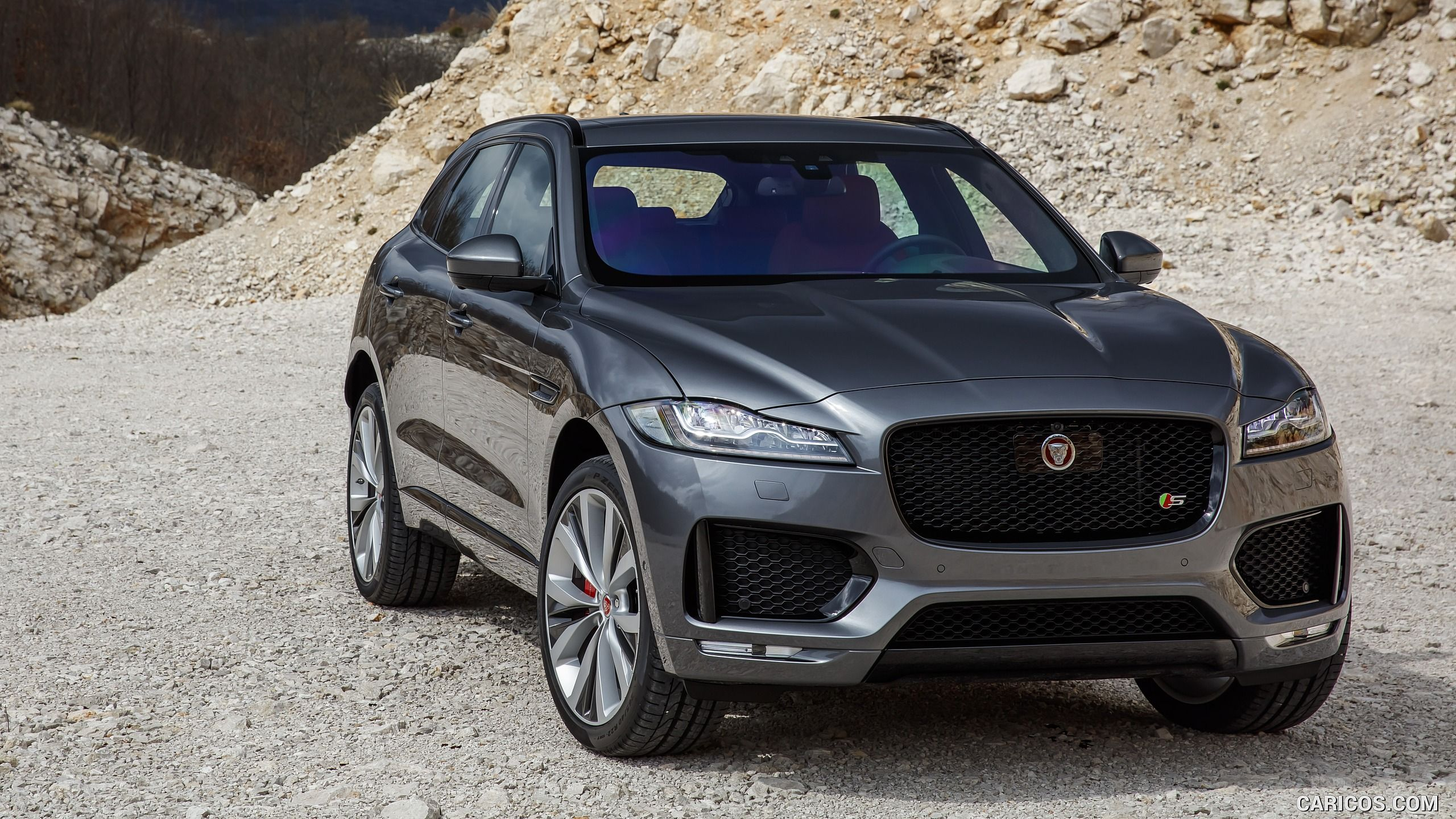 2017 Jaguar F Pace S Wallpaper Jaguar Fpace Jaguar Jaguar Car