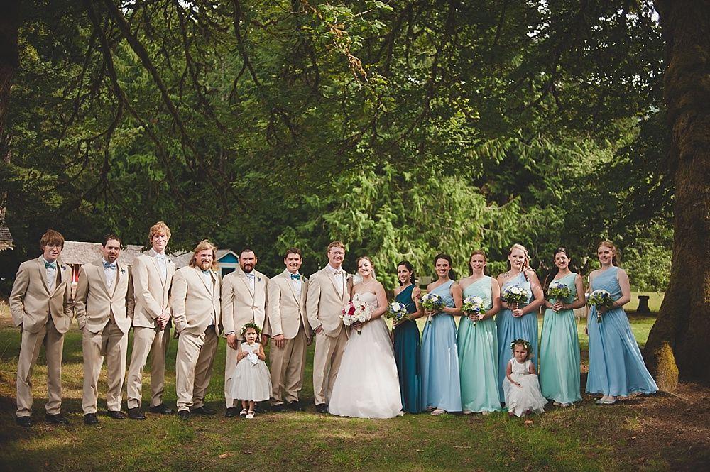 Naturebridge wedding pictures