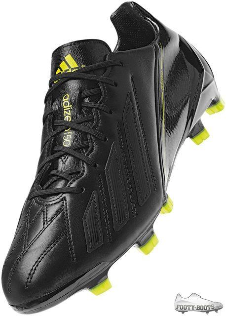 4098c3ad7 BLACK-OUT ADIDAS F50 ADIZERO   Adizero F50 Football Boots   Adidas ...