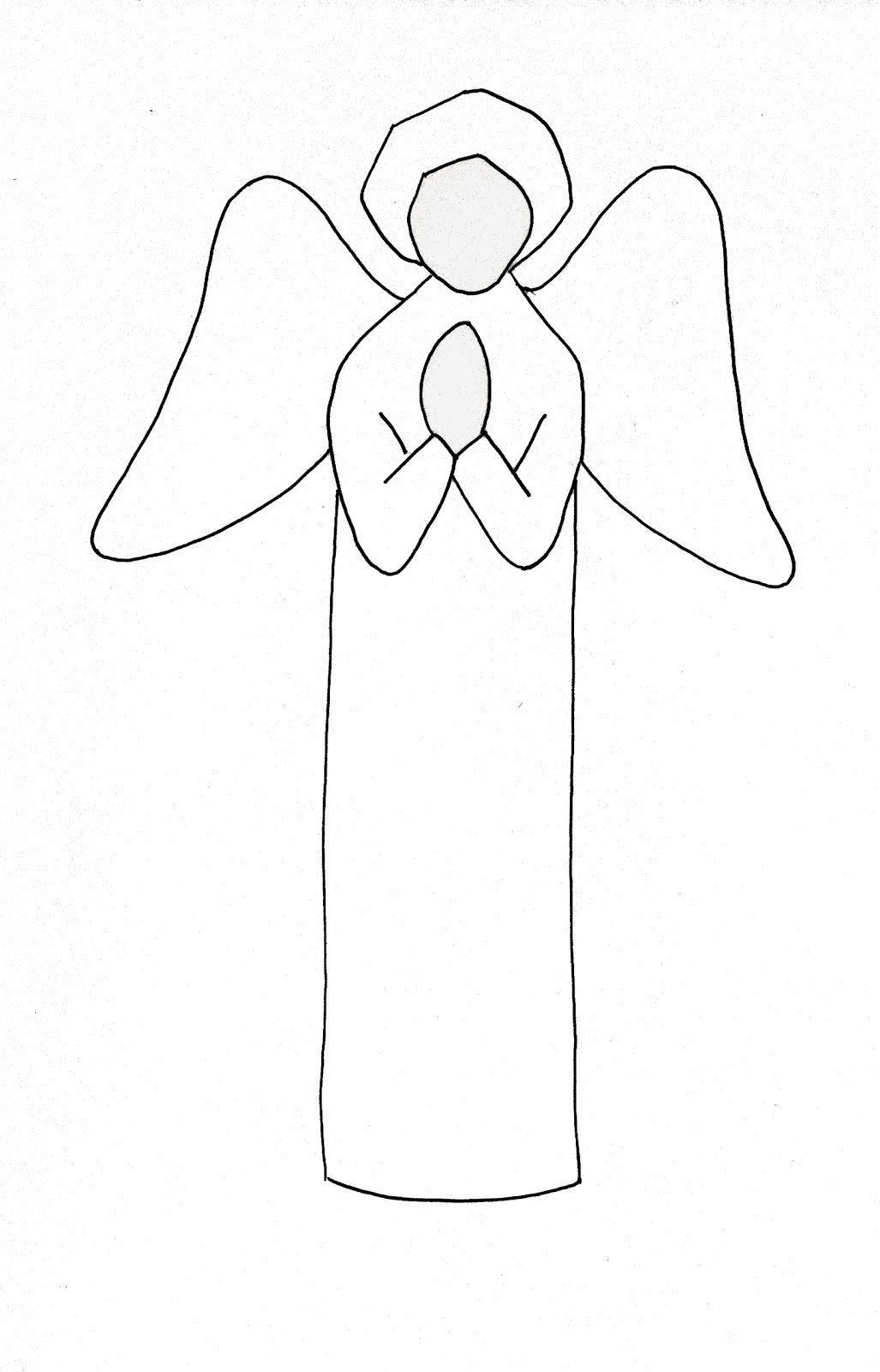 Uncategorized Simple Angel Drawings simple angel sketch google pinterest google