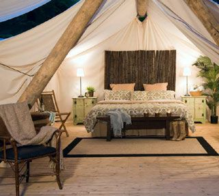 Luxury Camping At A State Park Near Seattle Glamping