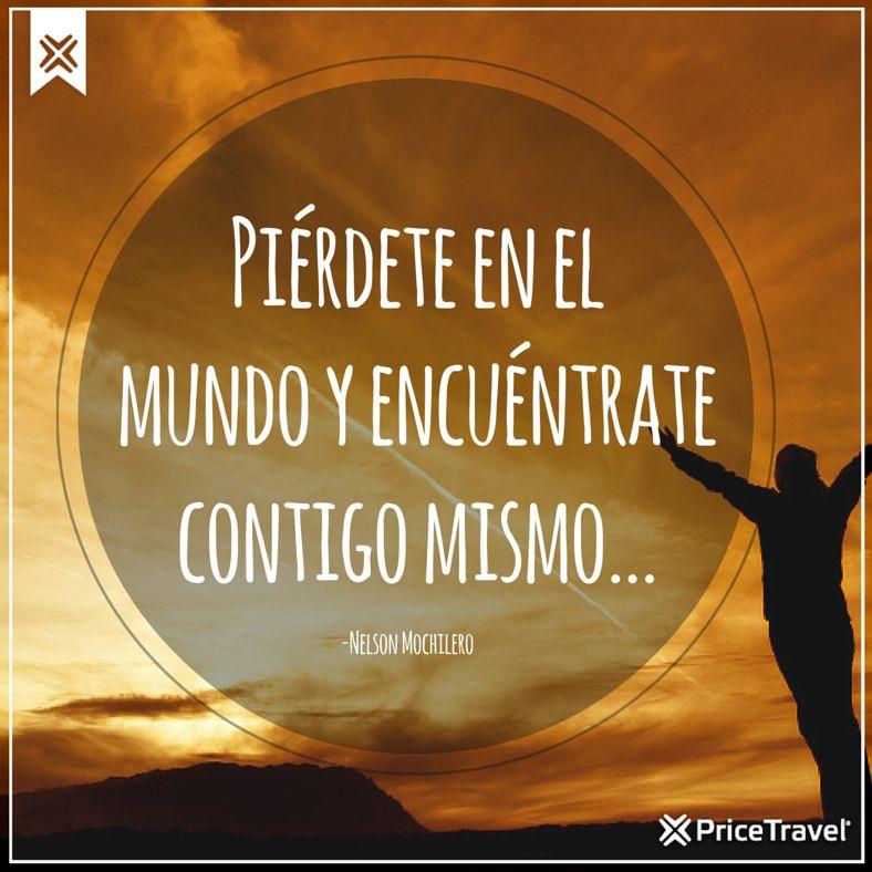 El que busca, viajando encuentra ¿#YTúQuéQuieres?