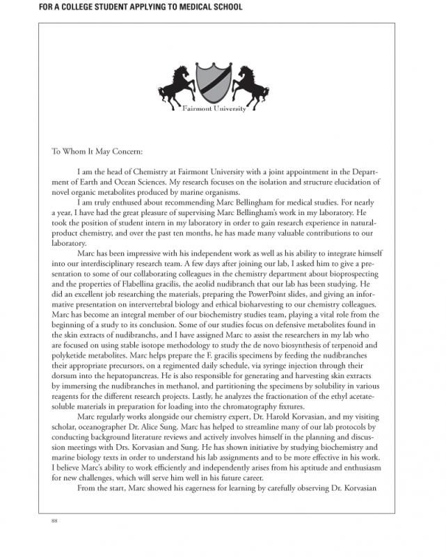 Business Recommendation Letter template Pinterest Business