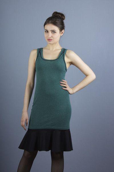 Trägerkleider - NARA Sommerkleid, Tankertop Kleid - ein Designerstück von Berlinerfashion bei DaWanda