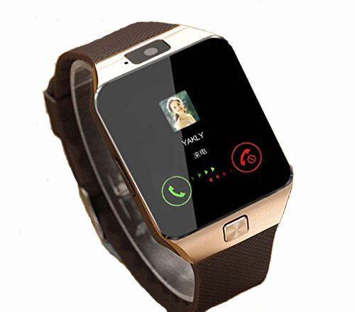 04584d5ecb1 Apple iPhone 7 128GB Compatible Bluetooth Certified Smart Watch All ...