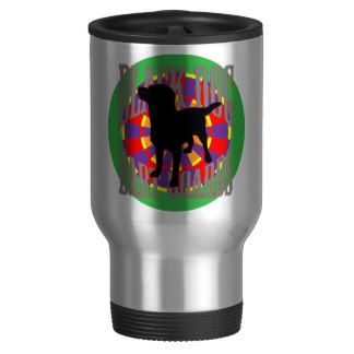 The Salada Mugs. Stainless steel travel/commuter mug. This spill-proof commuter mug has a removable plastic top