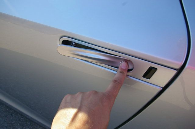 How To Fabricate Custom Door Handles.   NastyZ28.com