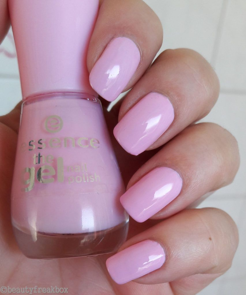 essence the gel nail polish – 55 be awesome tonight! #essence ...