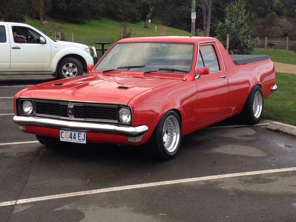 HT UTE 1970 Holden Holden Utes Pinterest Ute