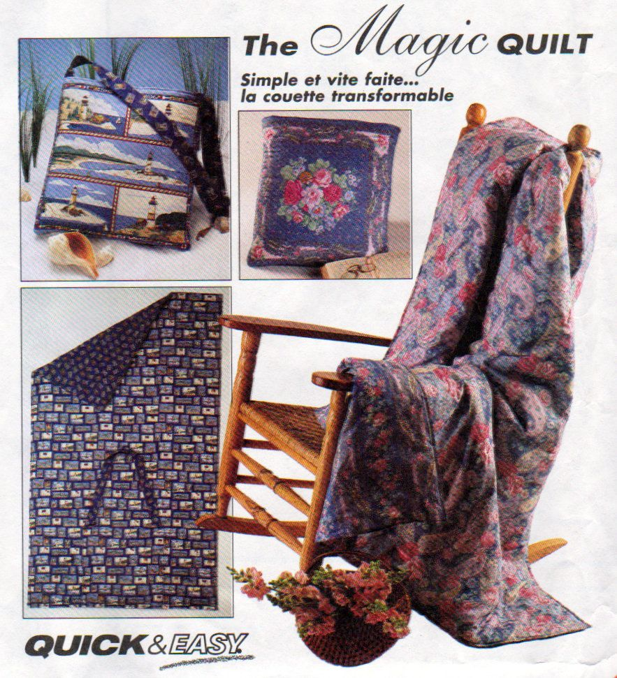 Mccalls 8657 quillow pattern pillow in a quilt or quilt in a mccalls 8657 quillow pattern pillow in a quilt or quilt in a pillow pattern jeuxipadfo Image collections