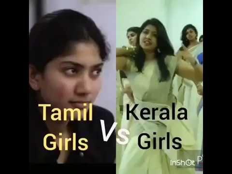 Kerala Girls Vs Tamil Jimmiki Kammal Troll Funny Onam Viral You