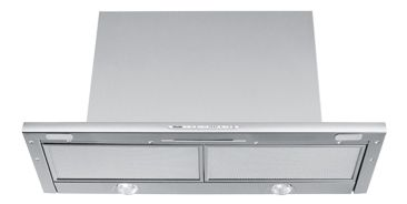 Low Profile Hood The Only Part That Shows Is The Slim Metal Vent The Rest Is Behind A Cabinet Miele Hood Pull O With Images Retractable Canopy Miele Stove Vent Hood