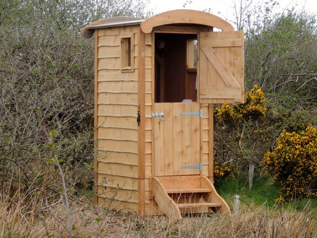 Plans for Gypsy Compost Toilet Composting Toilet and Composting