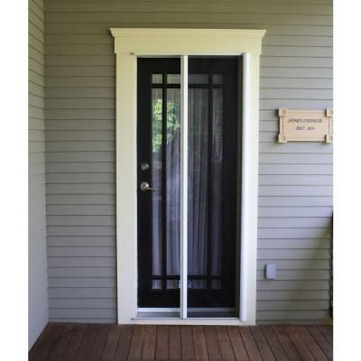 Mobile Retractable Screen Door Retractable Screen Diy Screen Door