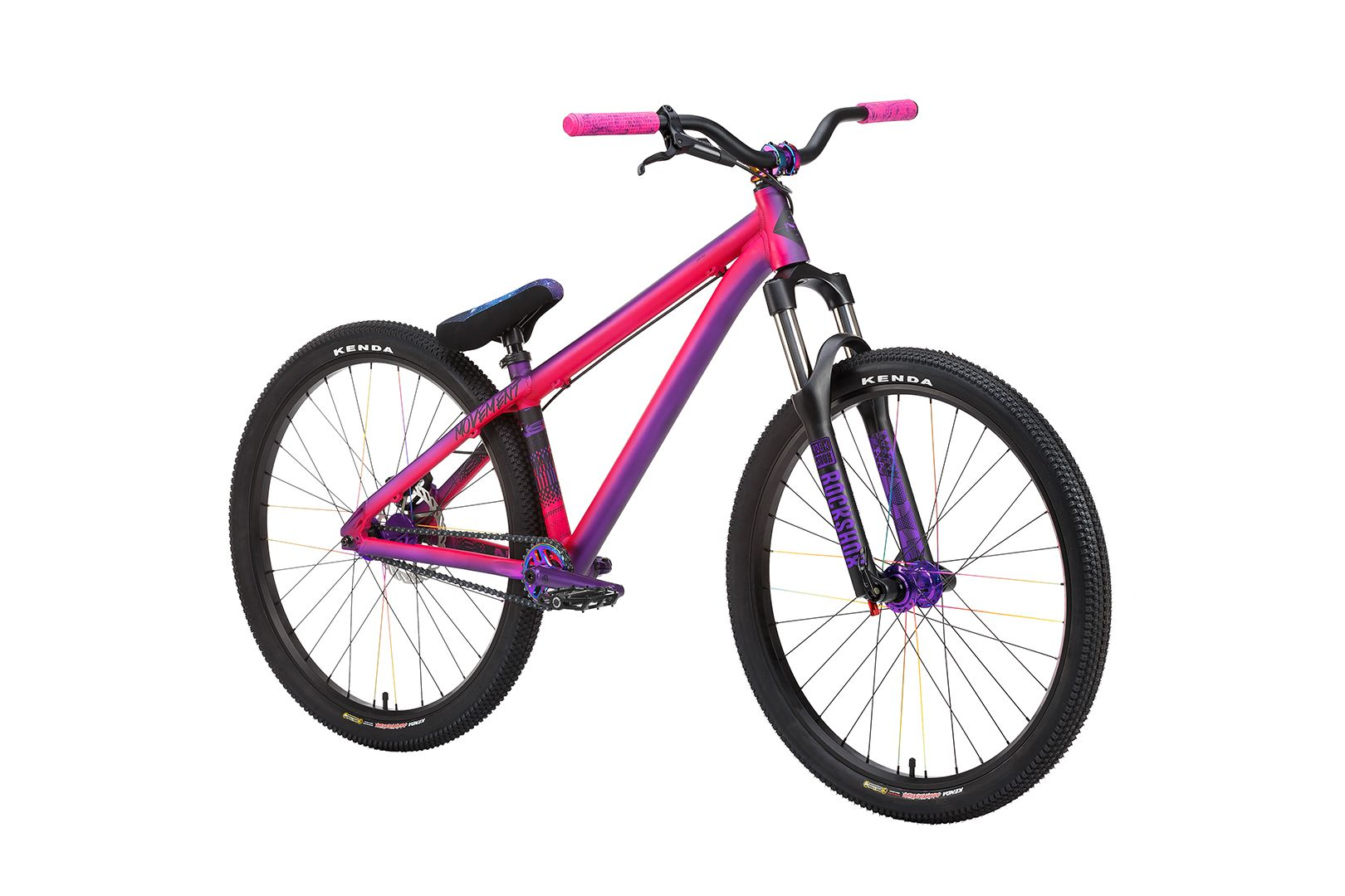 The Movement Is Our New Dedicated Dirt Jumping Bike Line With