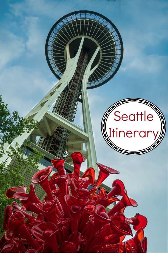 Seattle Itinerary Top Things To Do In A Weekend Visit - 10 things to see and do in seattle