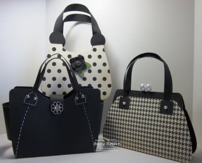cute paper purses