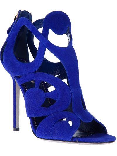 SERGIO ROSSI - baroque sandal 5