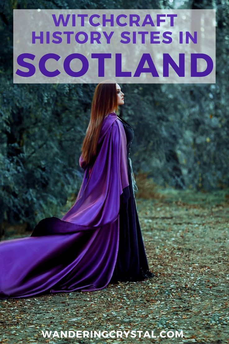 Witches in Scotland - The history of Witches in Scotland during the Great Scottish Witch Hunt. Visit sites to see in Scotland where witches were executed and memorial sites, Witchcraft sites are located all over Scotland. Step back in time and experience what life was like during the Great Scottish Witch Hunt. #witchcraft #scotland #history #orkney #edinburgh #northberwick, wanderingcrystal, #scottish #scotlandtravel #witch #witchcraft #schottland #escocia
