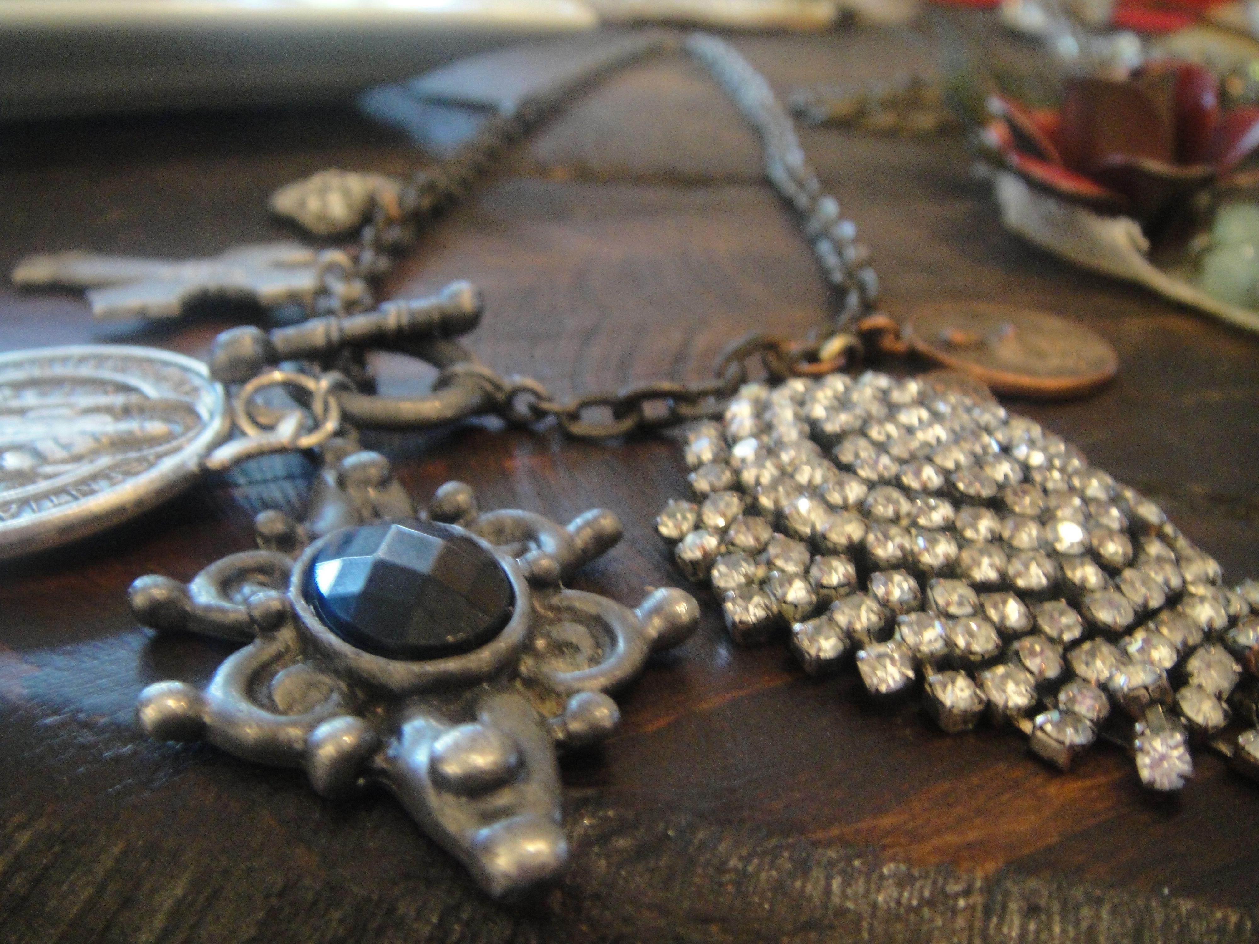 Necklace by Norma Rapko