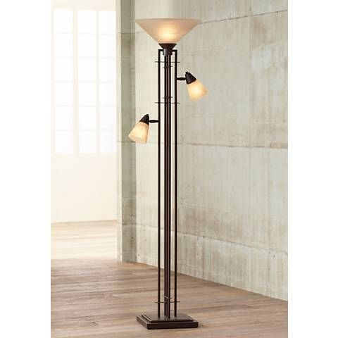 Metro collection 3 in 1 torchiere floor lamp style 27340 metro collection 3 in 1 torchiere floor lamp 27340 lamps plus mozeypictures Image collections