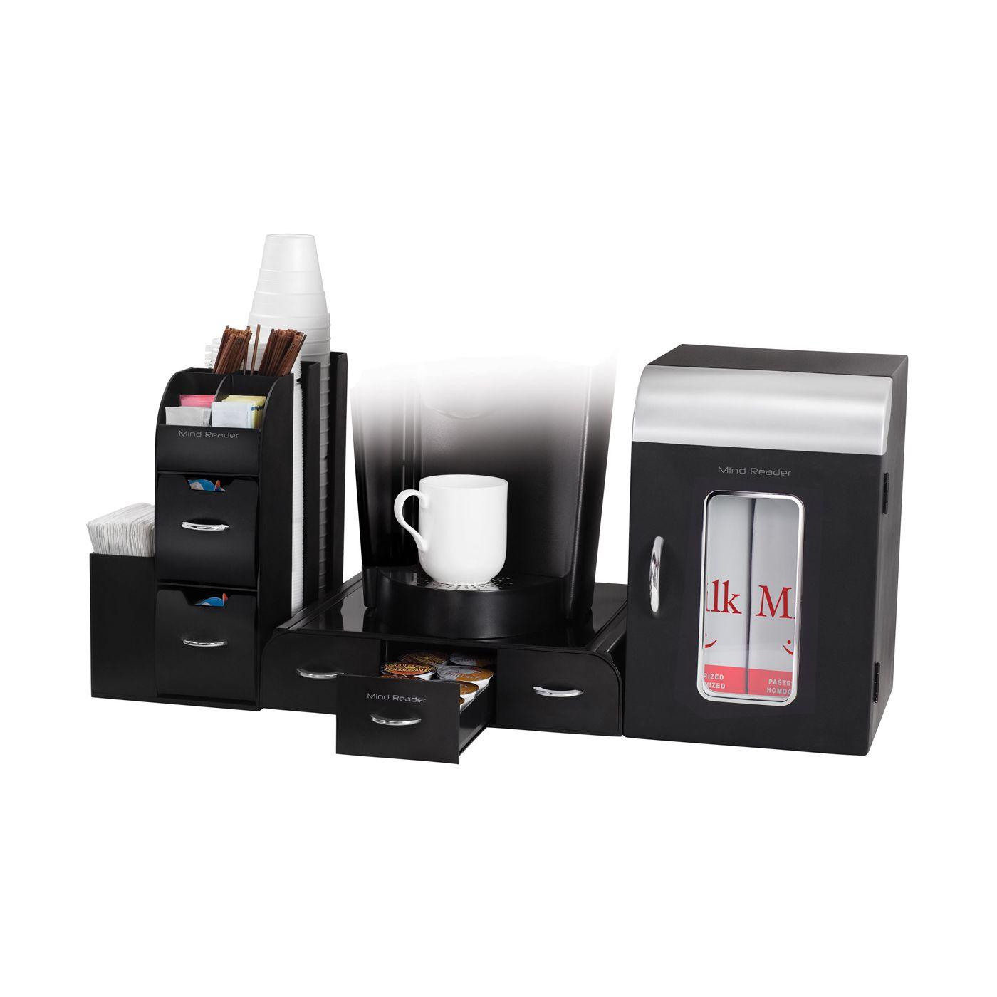 Coffee station organizer home kitchen dining