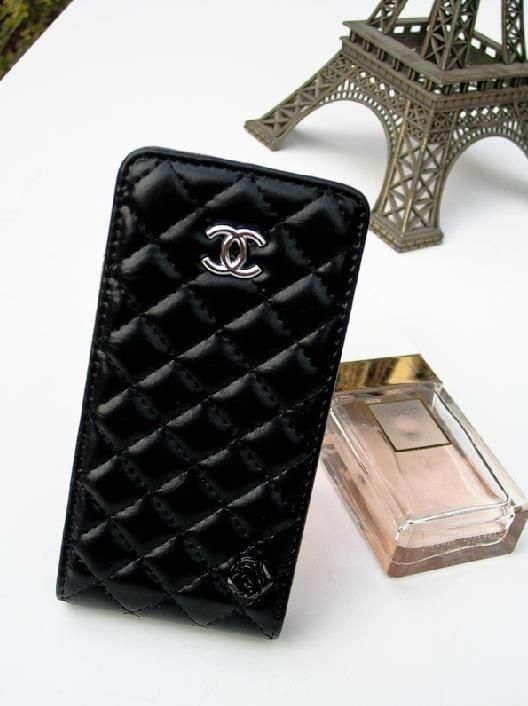 check out 5961c 818f7 chanel quilted iphone cover, chanel leather , chanel no.5 , chanel ...