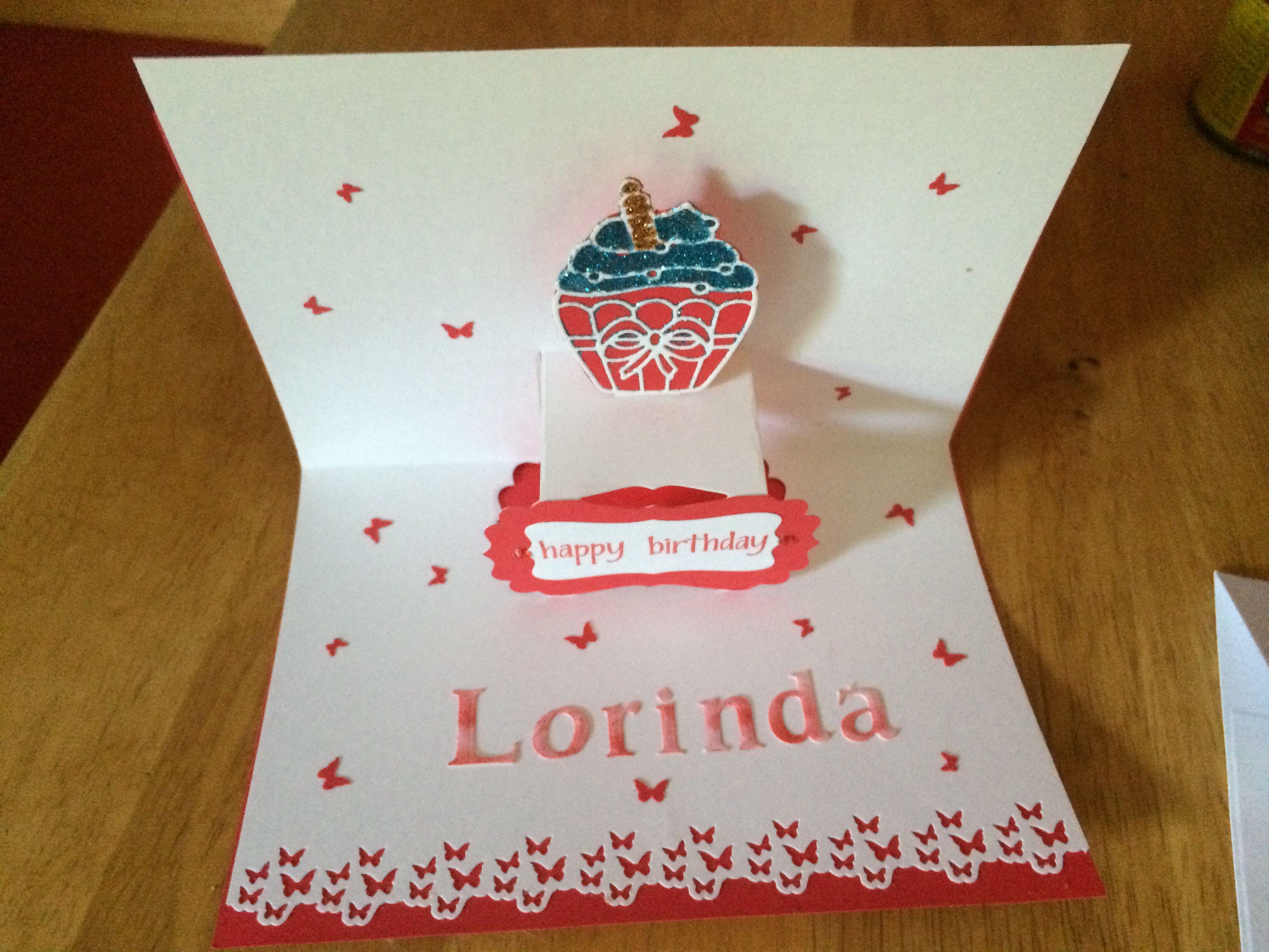 Lorinda - inside
